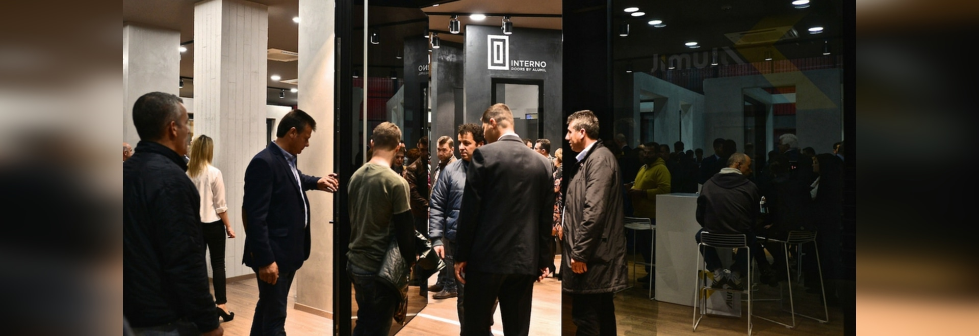 Discover ALUMIL's brand new showroom in Thessaloniki