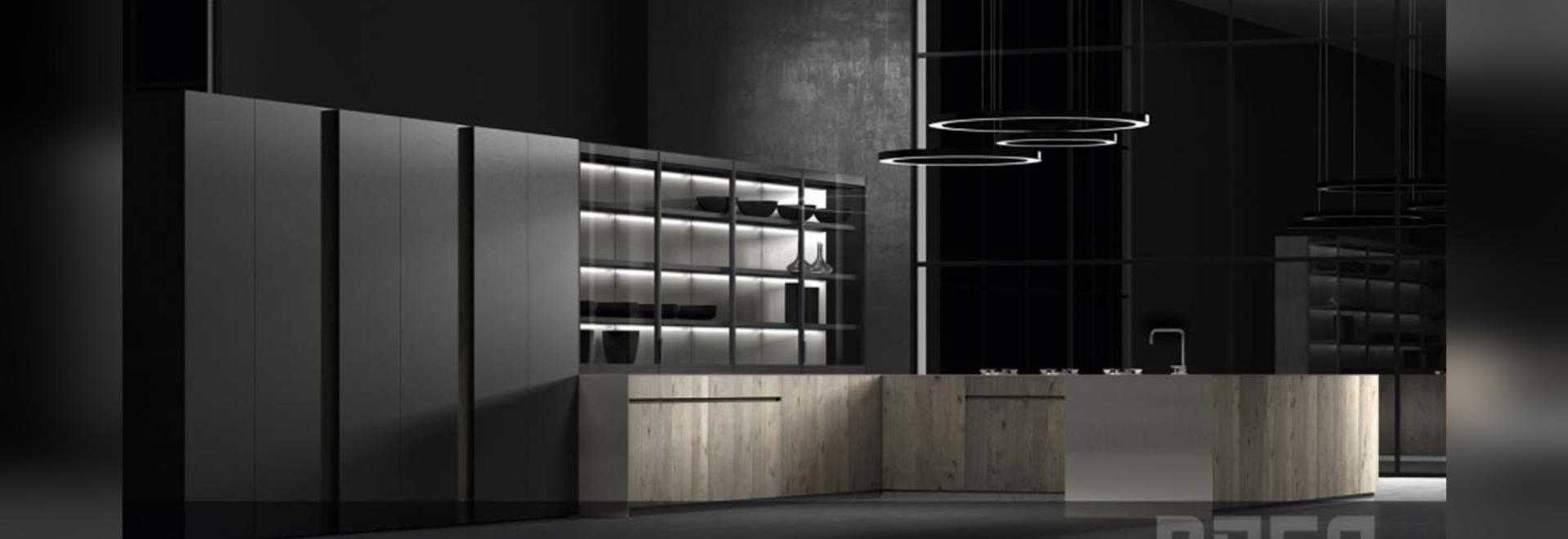 Doca returns to participate in the International Kitchen Exhibition held in Milan.