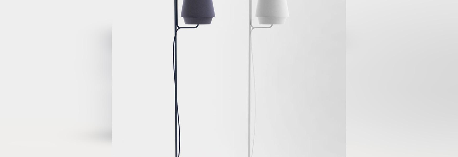 ELEMENTS floor standing lamp by ZERO