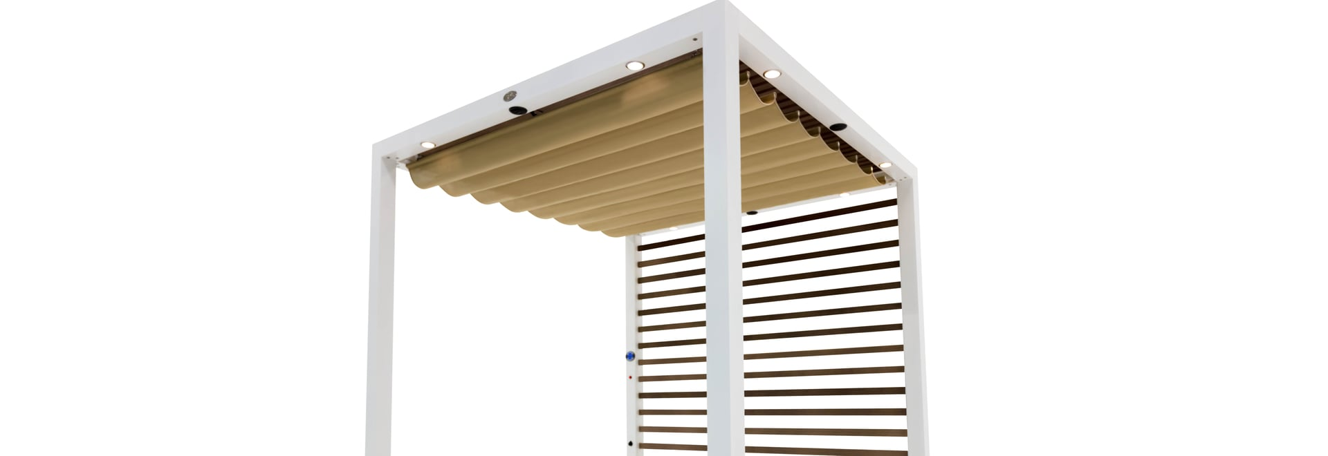 Equinox Cabana in sea shell white
