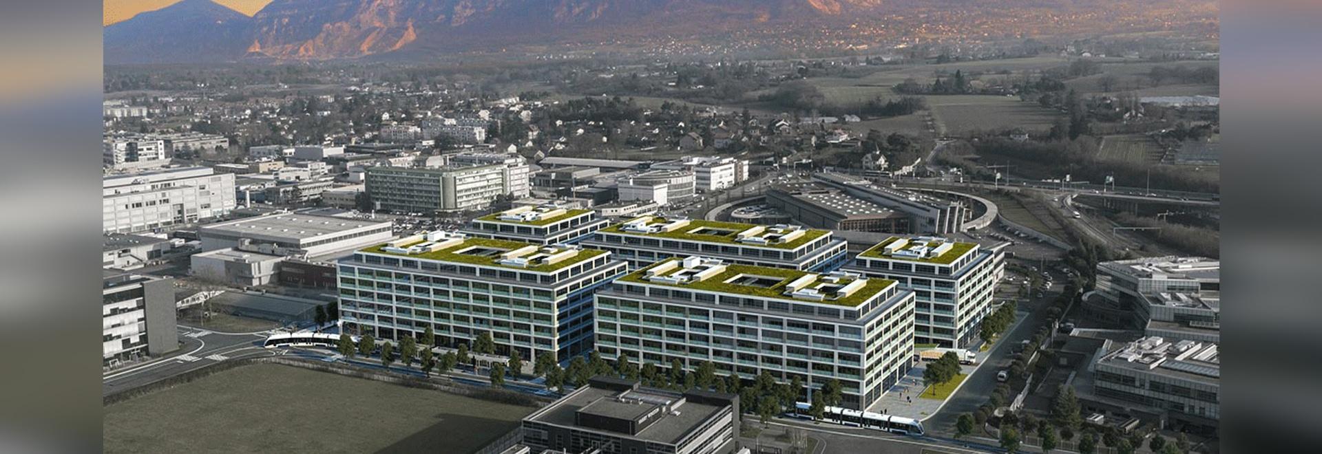 Espace Tourbillon – the future of Geneva