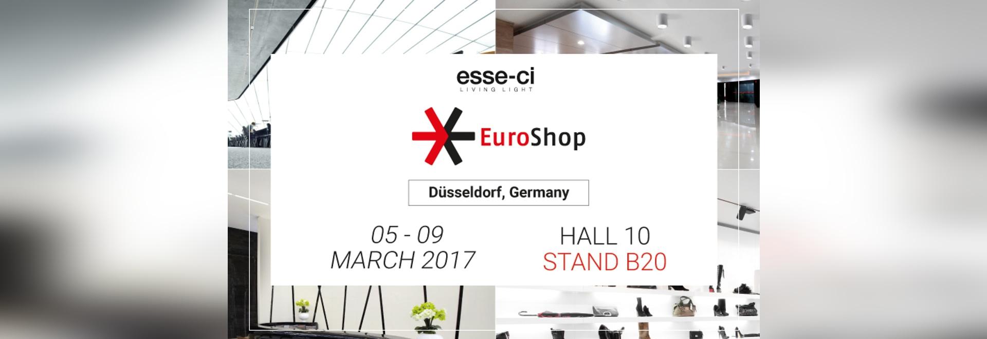 ESSE-CI at EUROSHOP