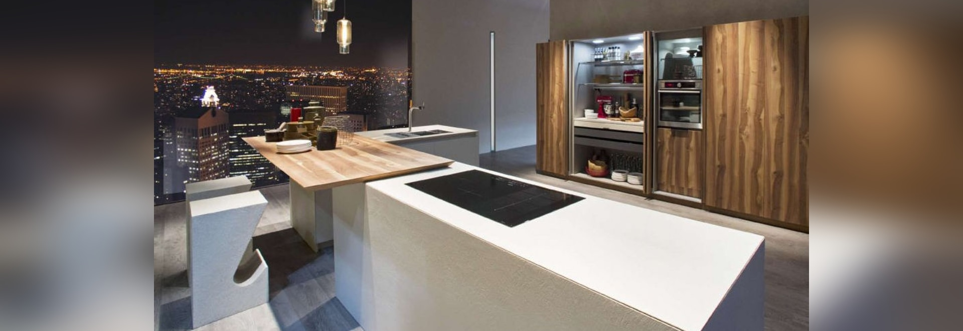 Filoantis kitchen by Euromobil