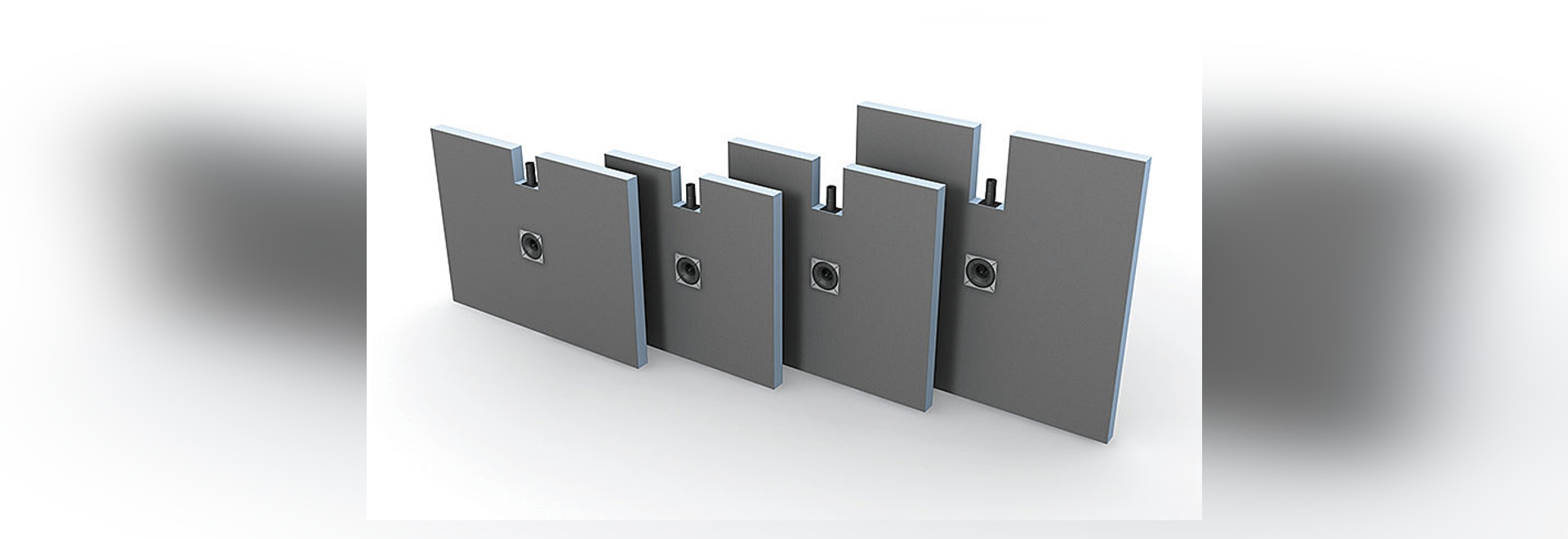 The flattest all-in-one system for floor-level showers from wedi