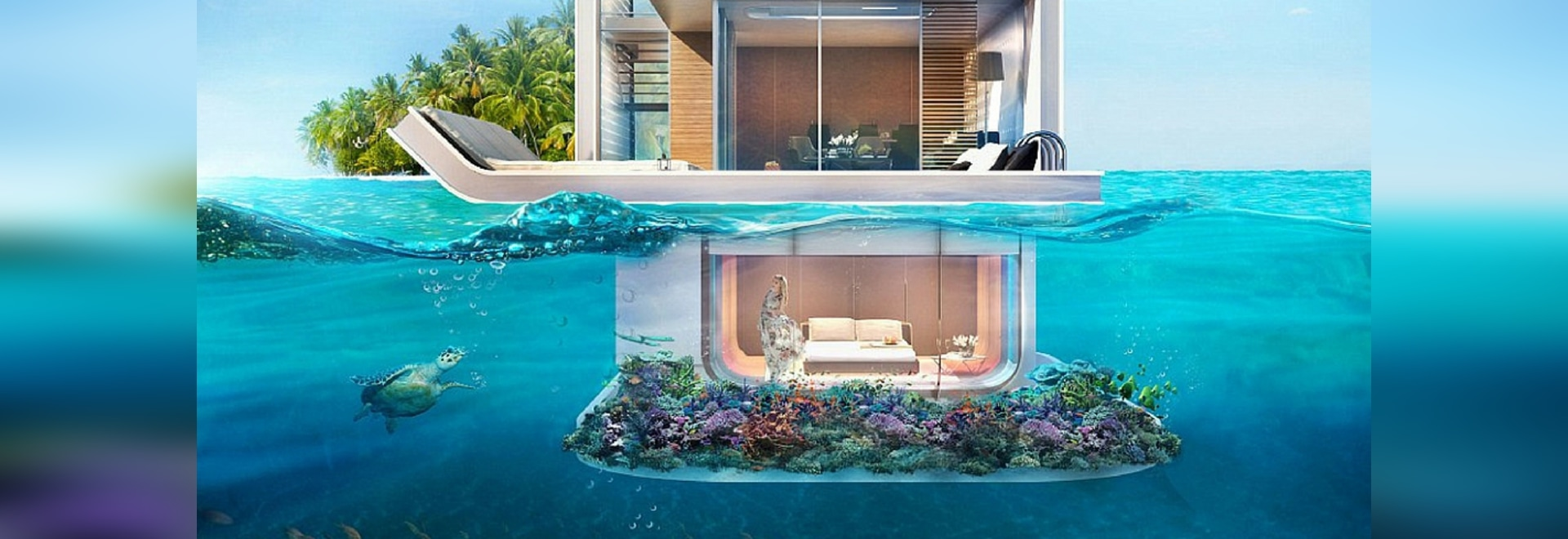 THE FLOATING SEAHORSE VILLAS