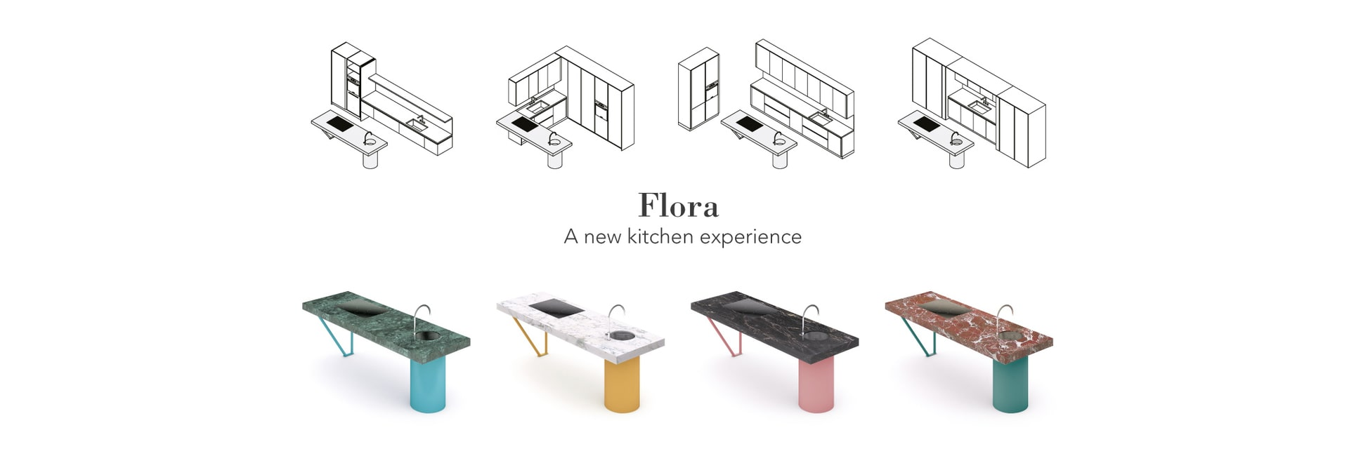 Flora: a new kitchen experience