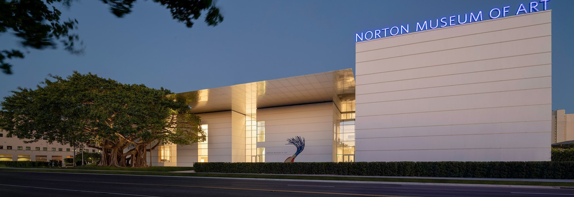 foster + partners debuts its transformation of the norton museum of art in west palm beach