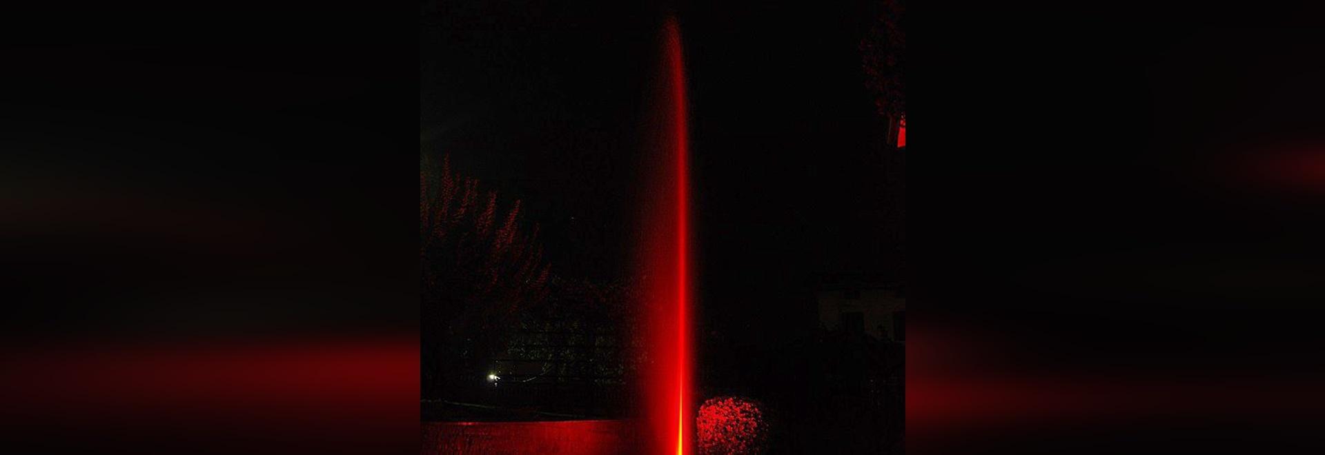 Fountain LED Light CASCADA by Astel Lighting
