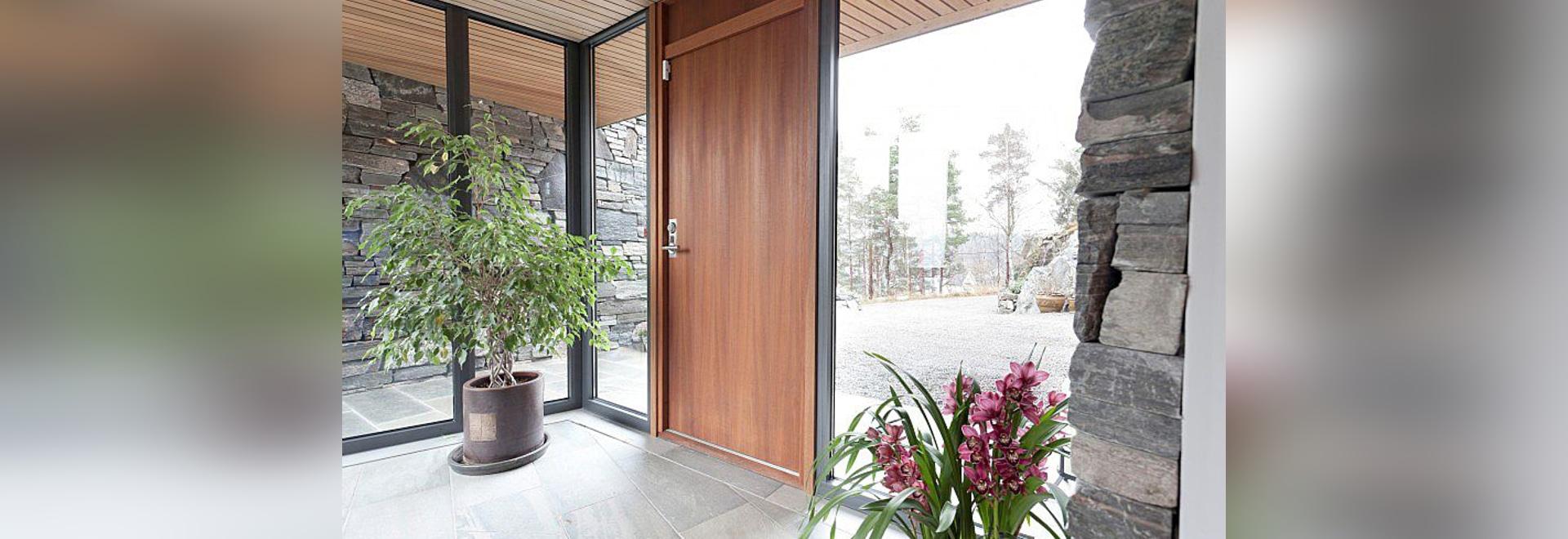 FSC wood entrance doors-Bovalls & FSC wood entrance doors-Bovalls - BOVALLS