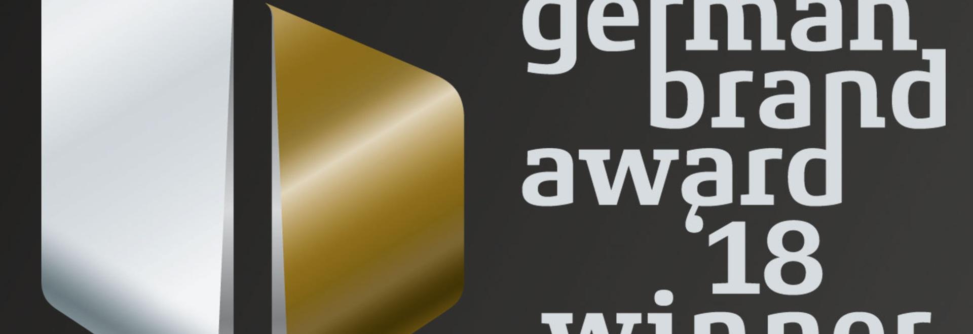 German Brand Award 18 Winner