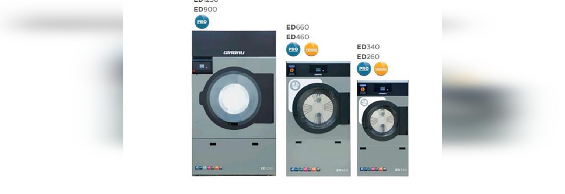 Girbau presents the new ED900 dryer