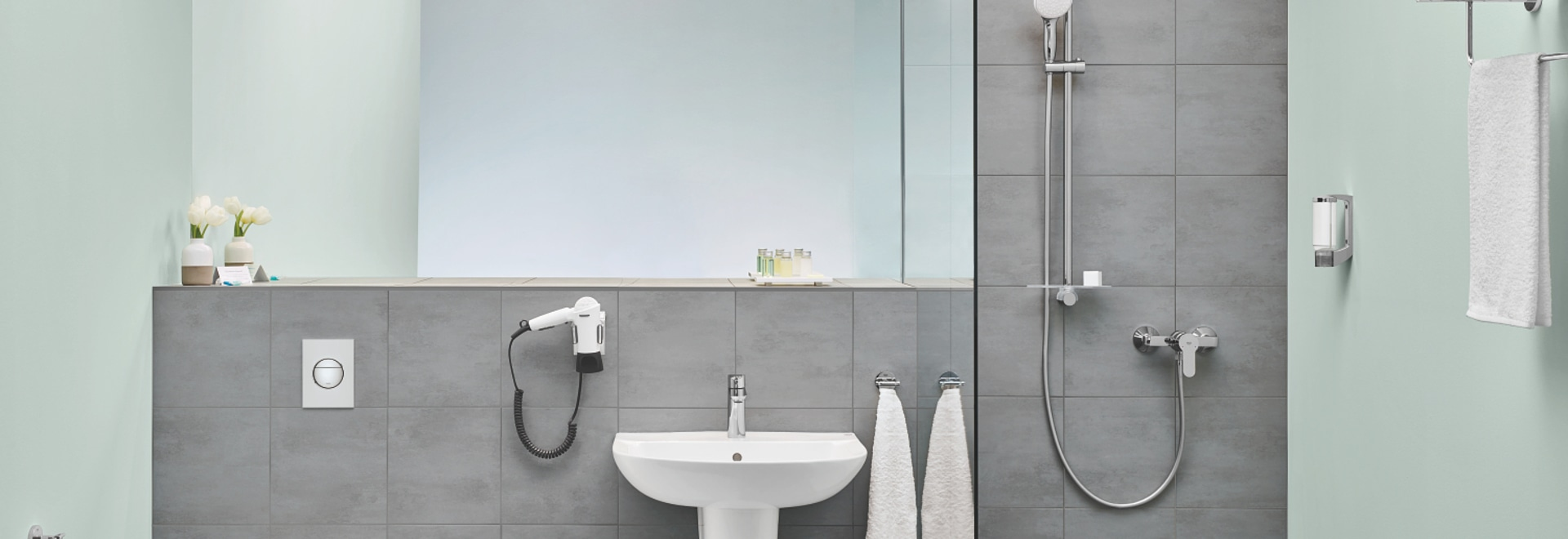 GROHE ENTERS THE WORLD OF CERAMICS CREATING PERFECTLY COORDINATED ...