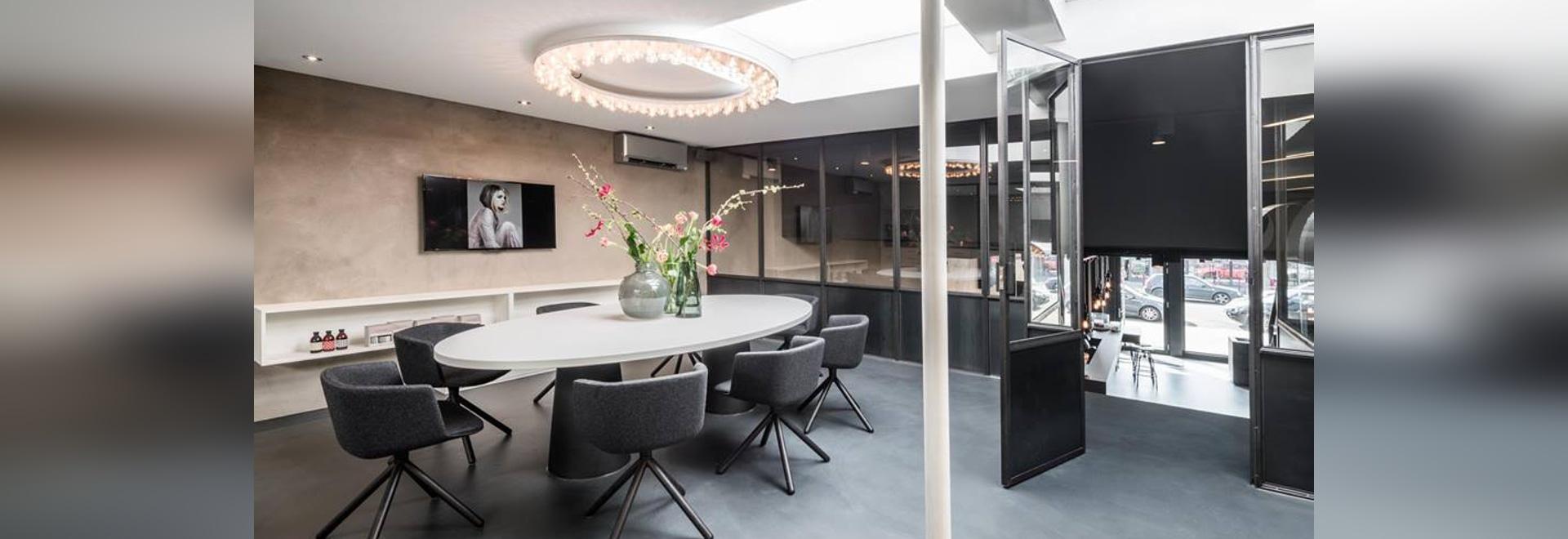 Halo lights brightening Puur Stijl beauty salon