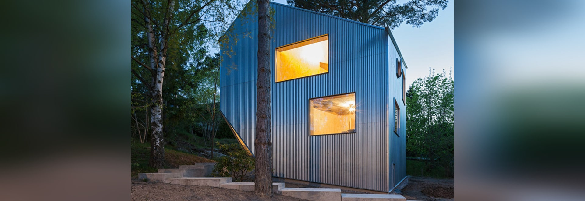 happy cheap house by tommy carlsson is a prototype for lowcost prefab homes