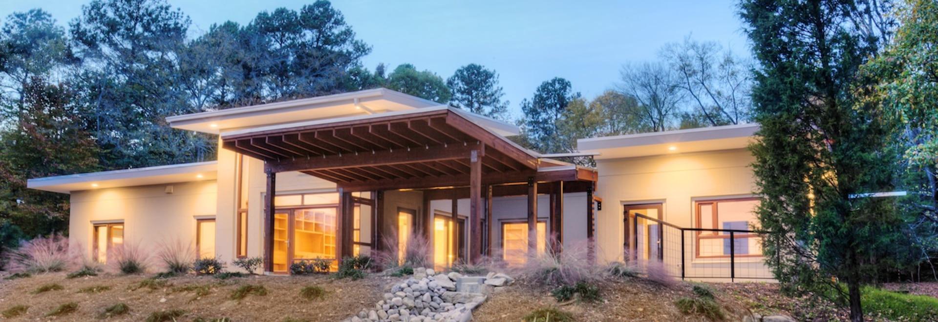 Passive house projects north carolina