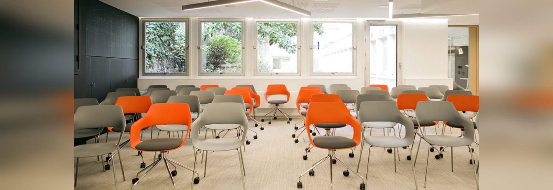 Home office 2.0: Bureaulib in Paris relies on Occo and Timetable