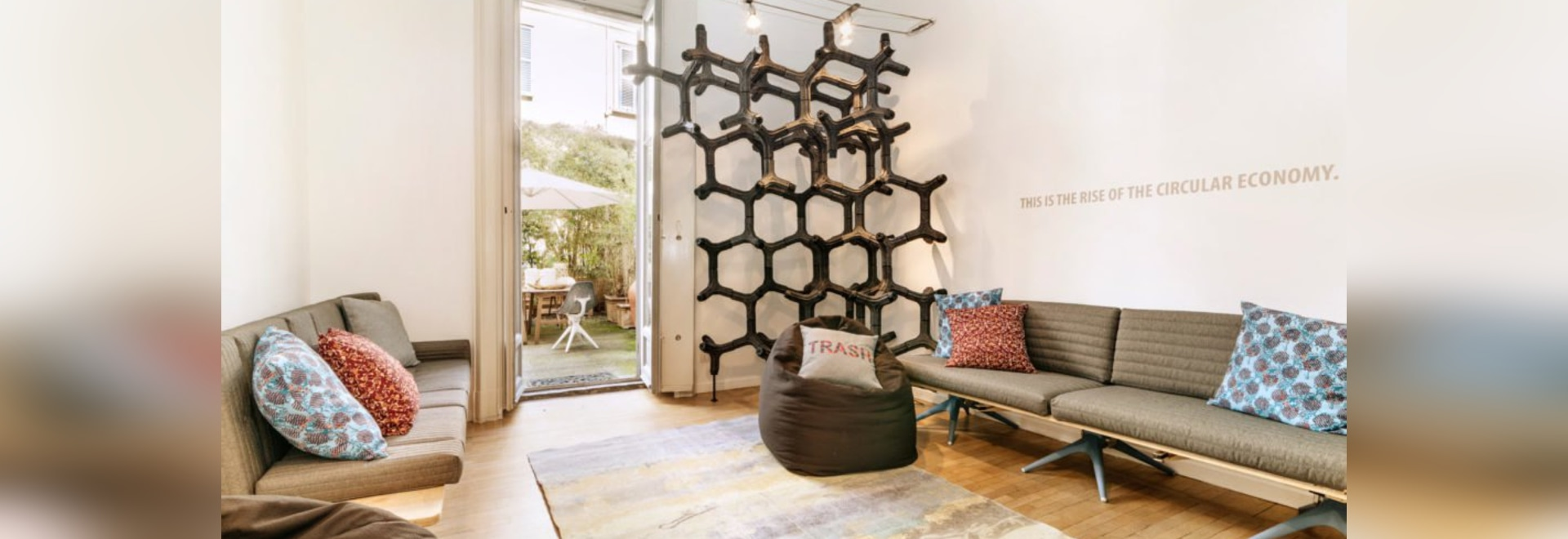 'House of Trash' proves how waste can transform into beautiful home design