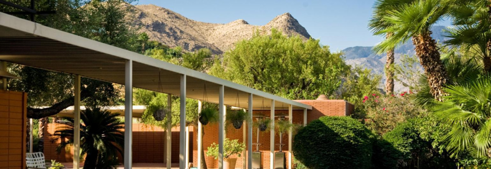 Hugh Kaptur (b. 1931) is one of Palm Springs' most prolific architects and part of a group of modernists who defined Desert Modernism. Pictured here, his house for Hollywood actor Steve McQueen. Ph...