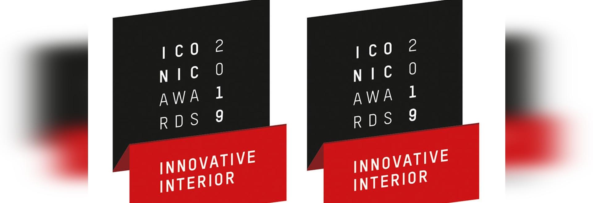 ICONIC AWARDS 2019 Winner & Selection