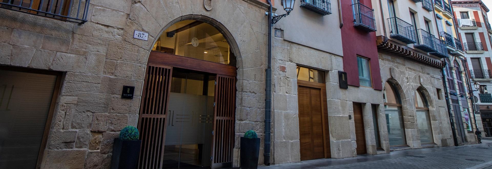 Inalco in Hotel Calle Mayor in La Rioja