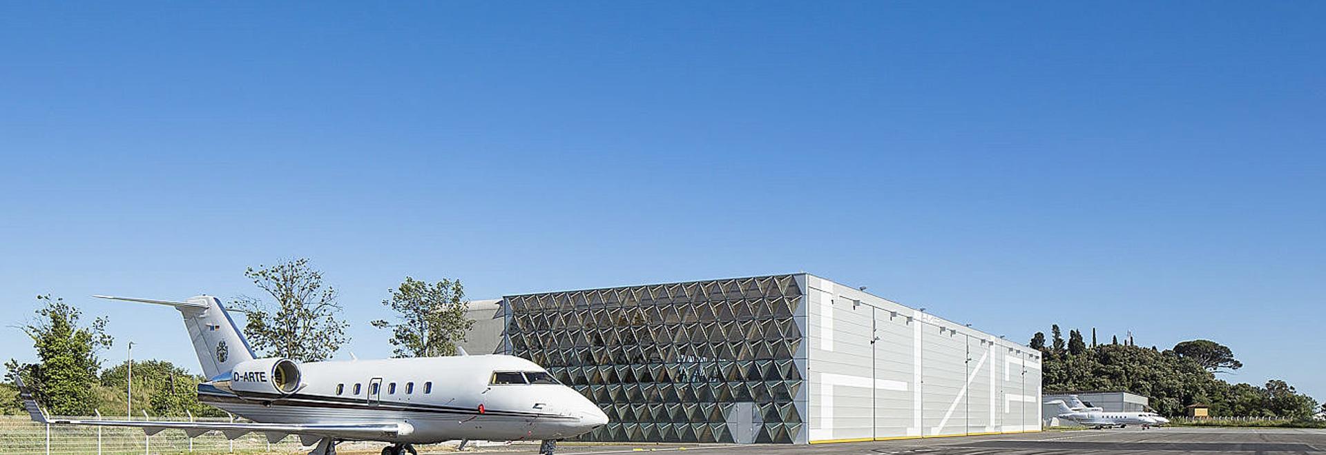 Innovative Aircraft Hangar Doors From Champion Door