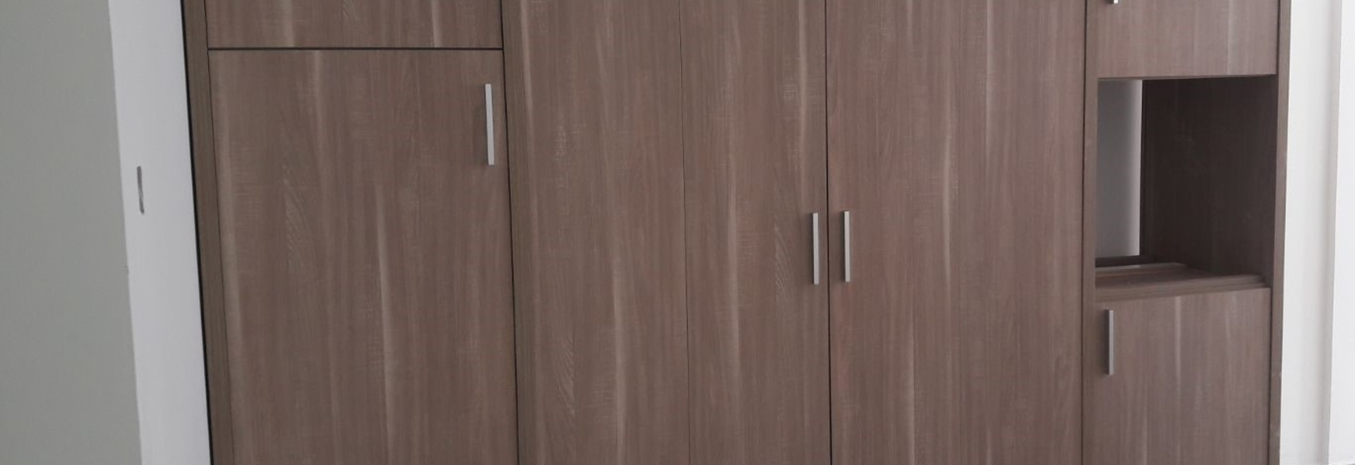 Installed 105 mini kitchens at Shamal Residence Building in Dubai