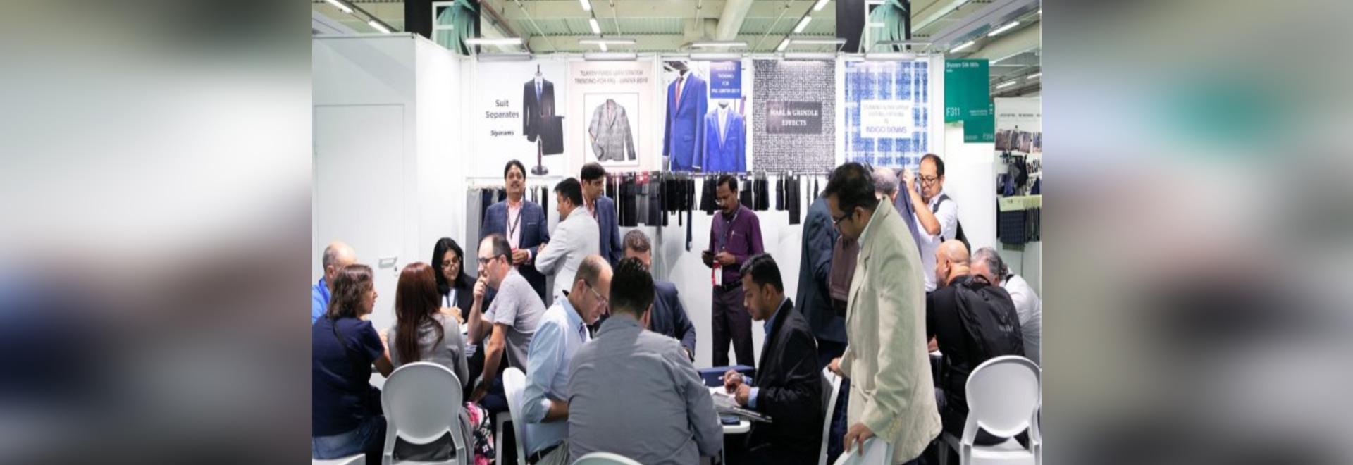 The International Fair for Fashion, meet TexWorld