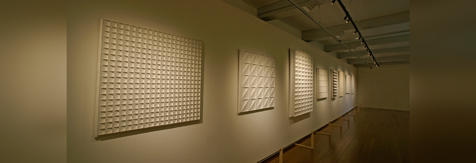 Jan Schoonhoven Exhibition, The Netherlands