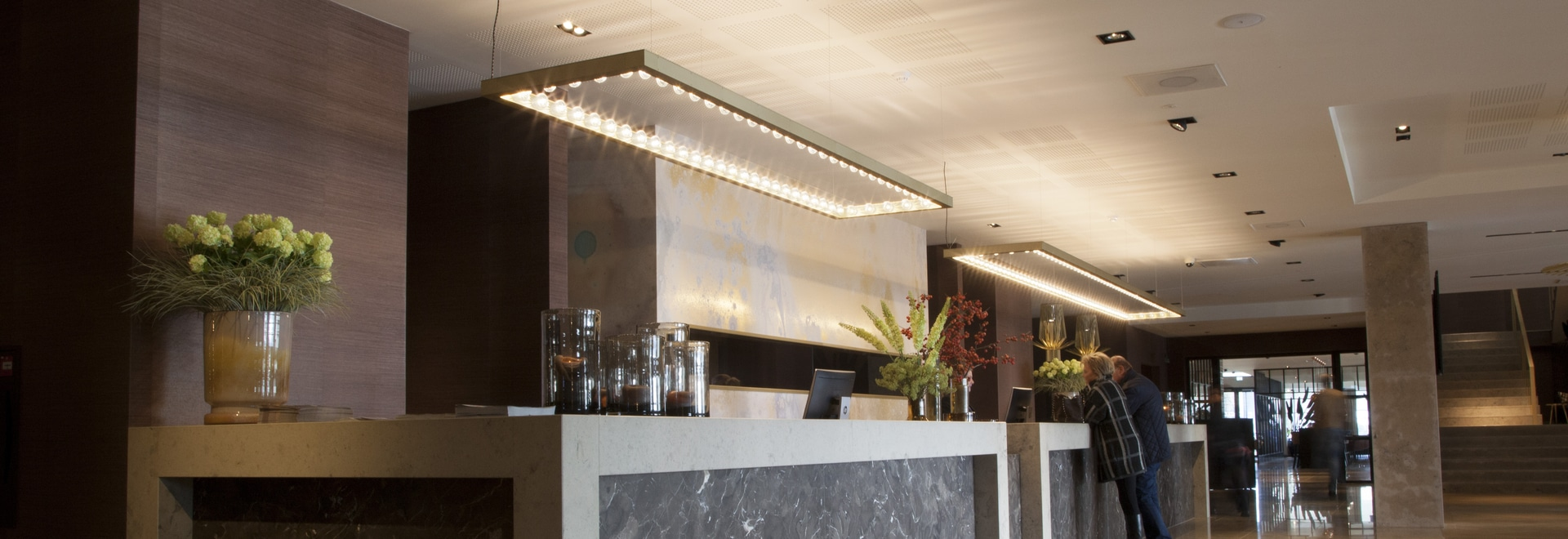 JSPR new collection Framed and Wall Lines at the Van der Valk Hotel Enschede