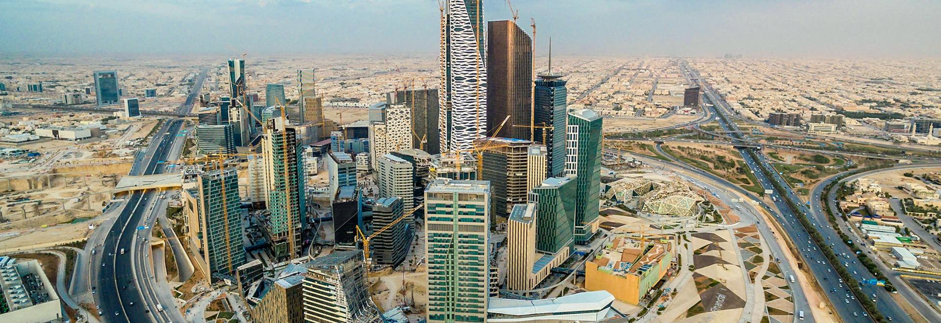 King Abdullah Financial District - Saudi Arabia