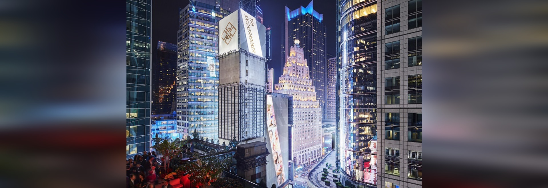 The Knickerbocker New York