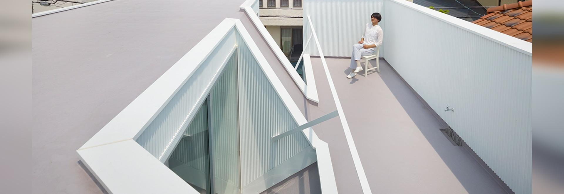 Koyasan Guest House by Alphaville Architects, Wakayama, Japan, 2012