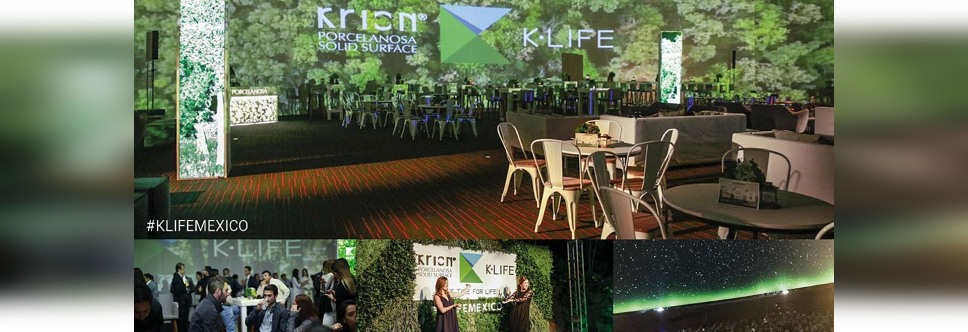 KRION PORCELANOSA presents at Papalote Children\'s Museum in Mexico ...
