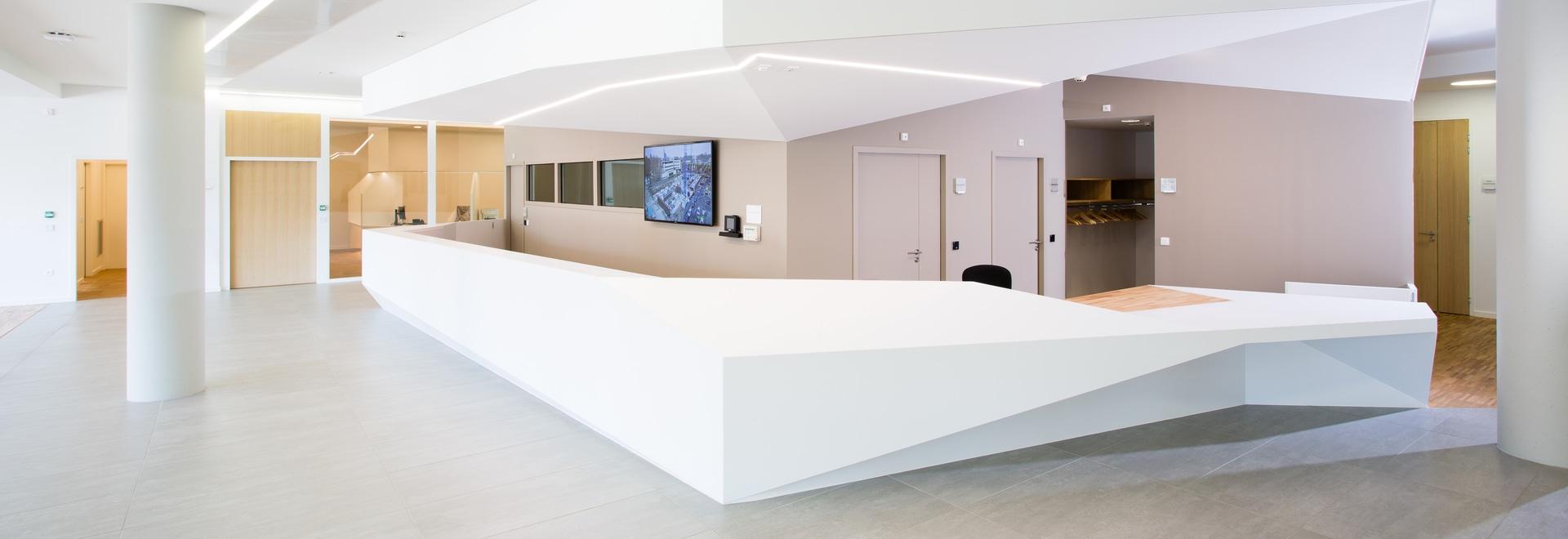 """L'Institut de Chirurgie Guidée par l'Image """"IHU"""" - Estrasburgo - Francia"""
