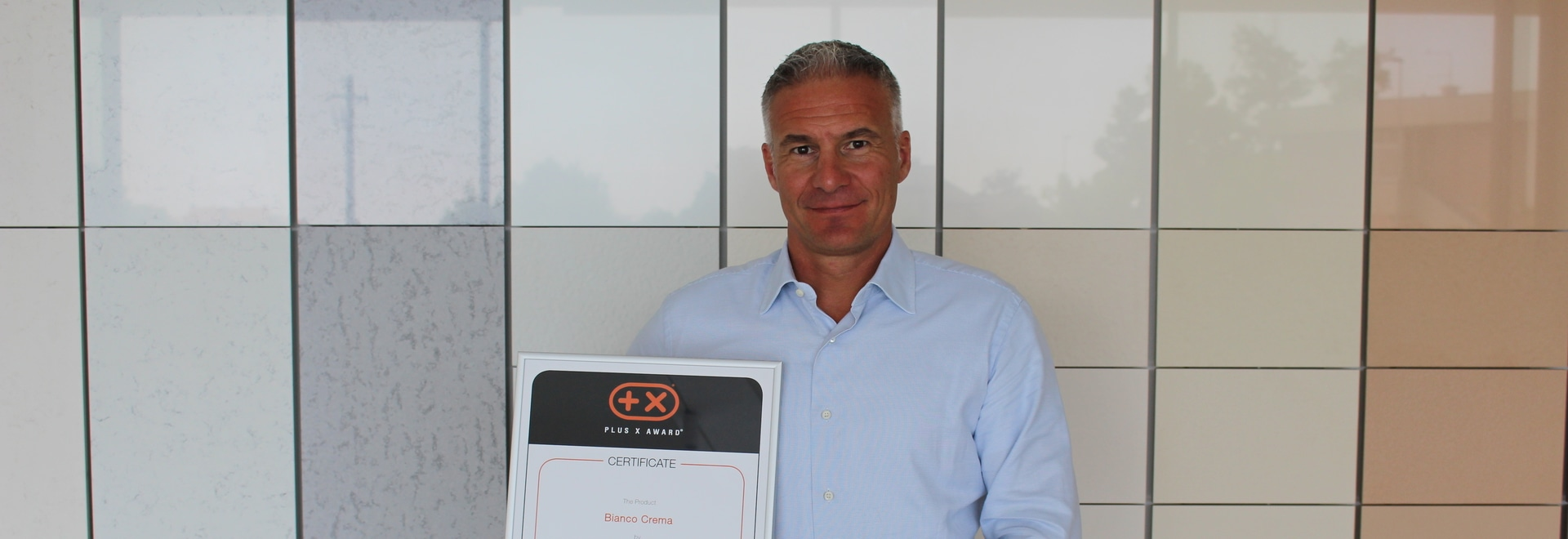 Lapitec® recognised with the Plus X Award