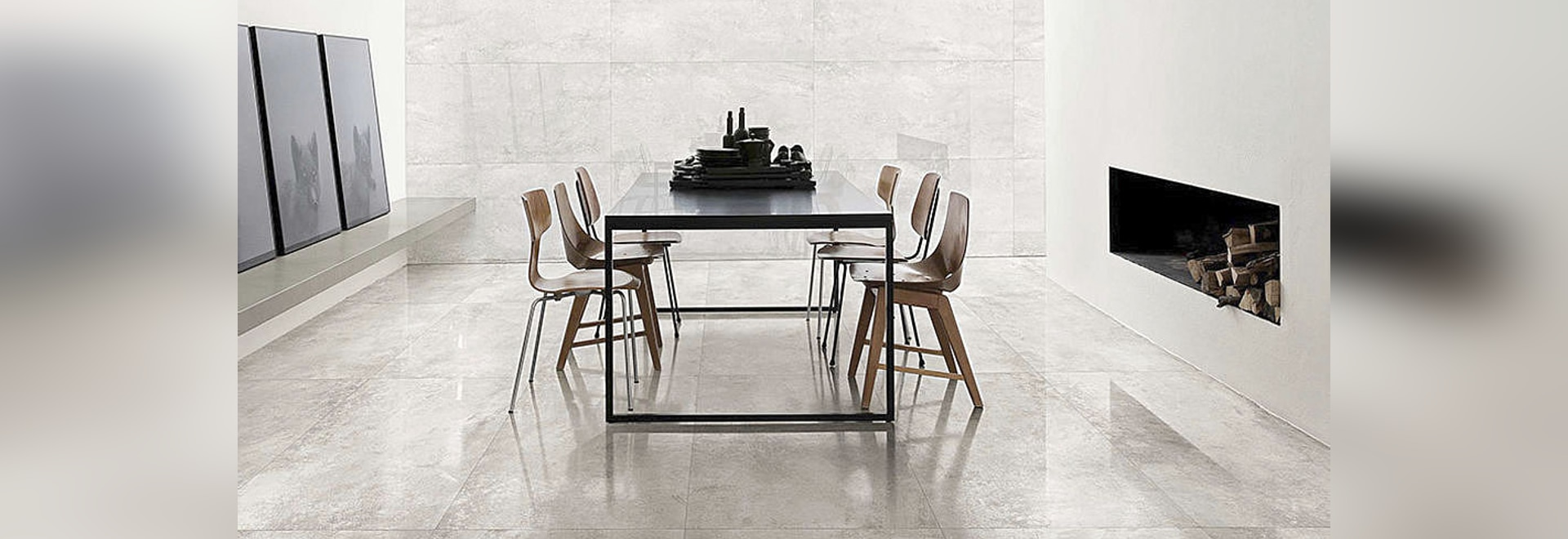 Large size wall and floor tiles - FAP ceramiche