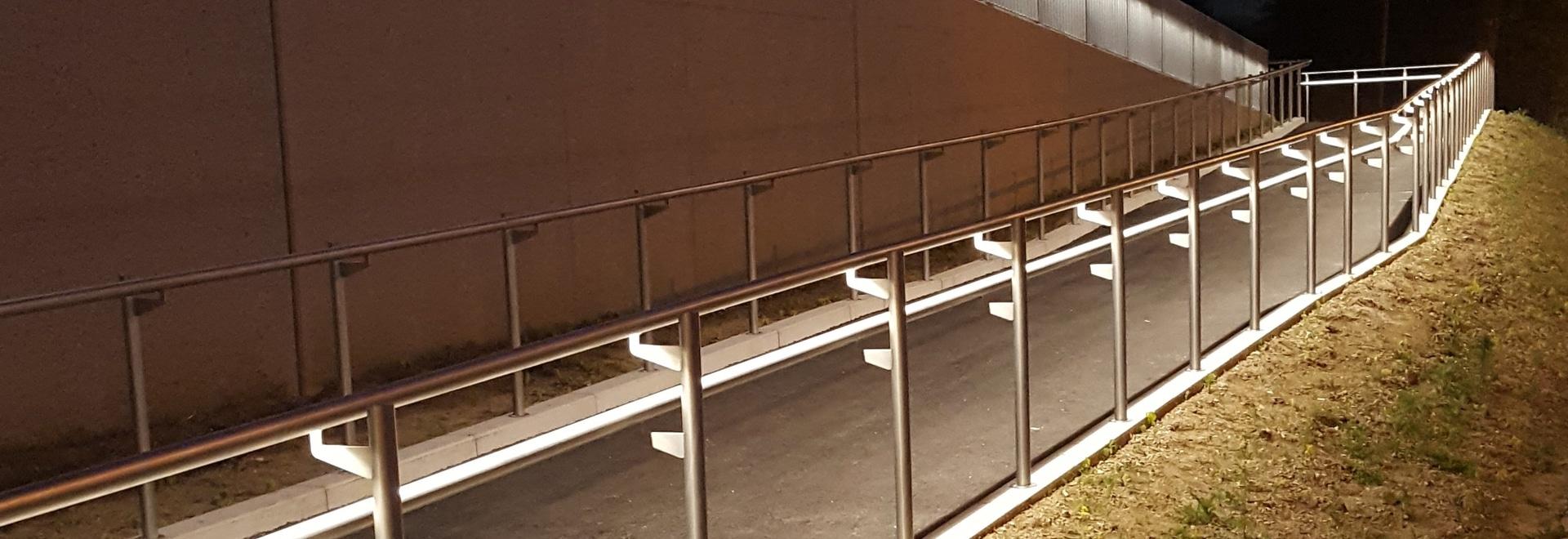 LED-handrail U48