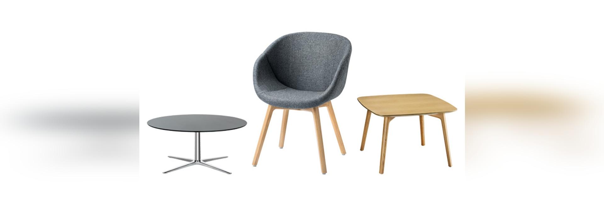 LIMUN Coffeetable, GRAND CHAIR WOOD, GRAND Coffeetable