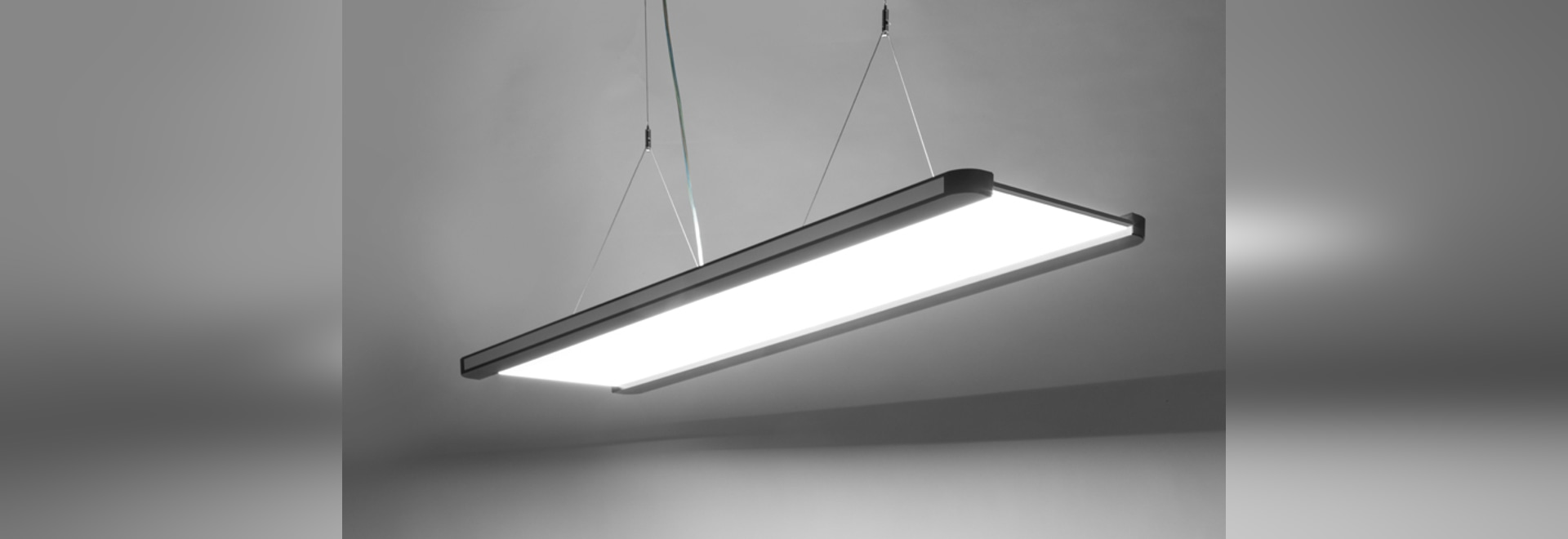 suspended lighting. LUCID - Innovative Functionality In Aesthetic Transparent Form. Suspended Lighting