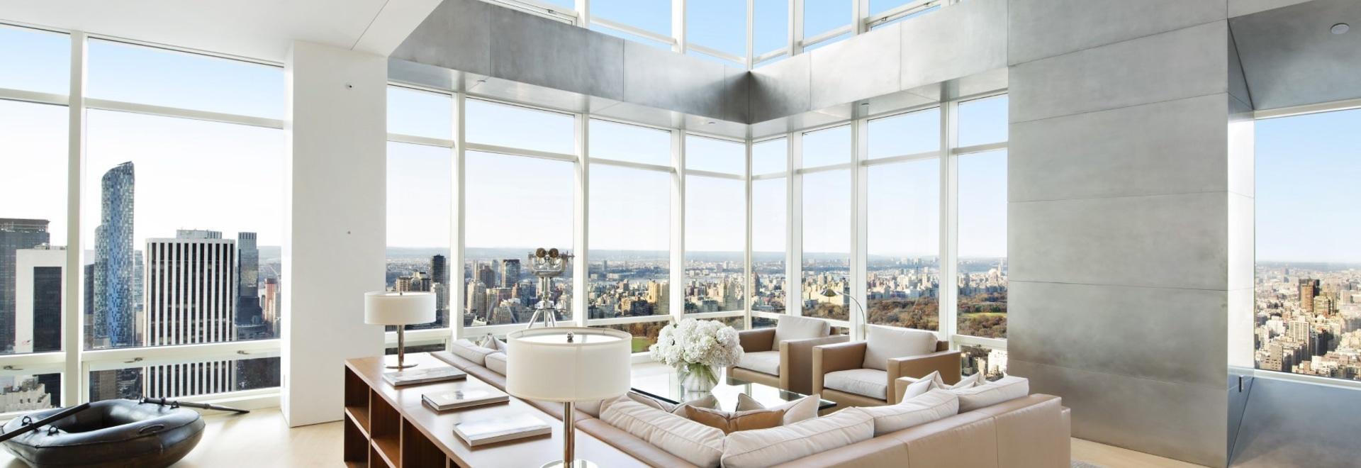 Superior Luxurious U0026 Inspiring Penthouses