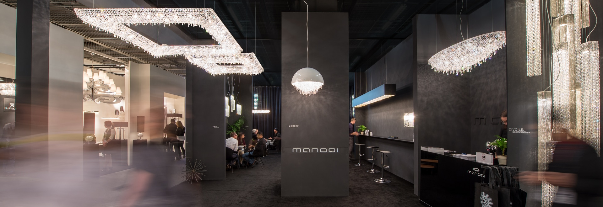 Manooi at Light+ Building