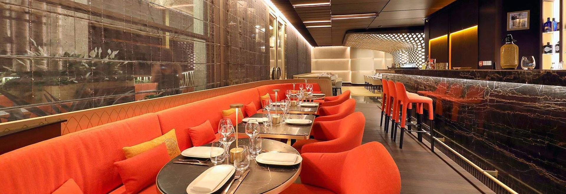 MAYA JAH Restaurant