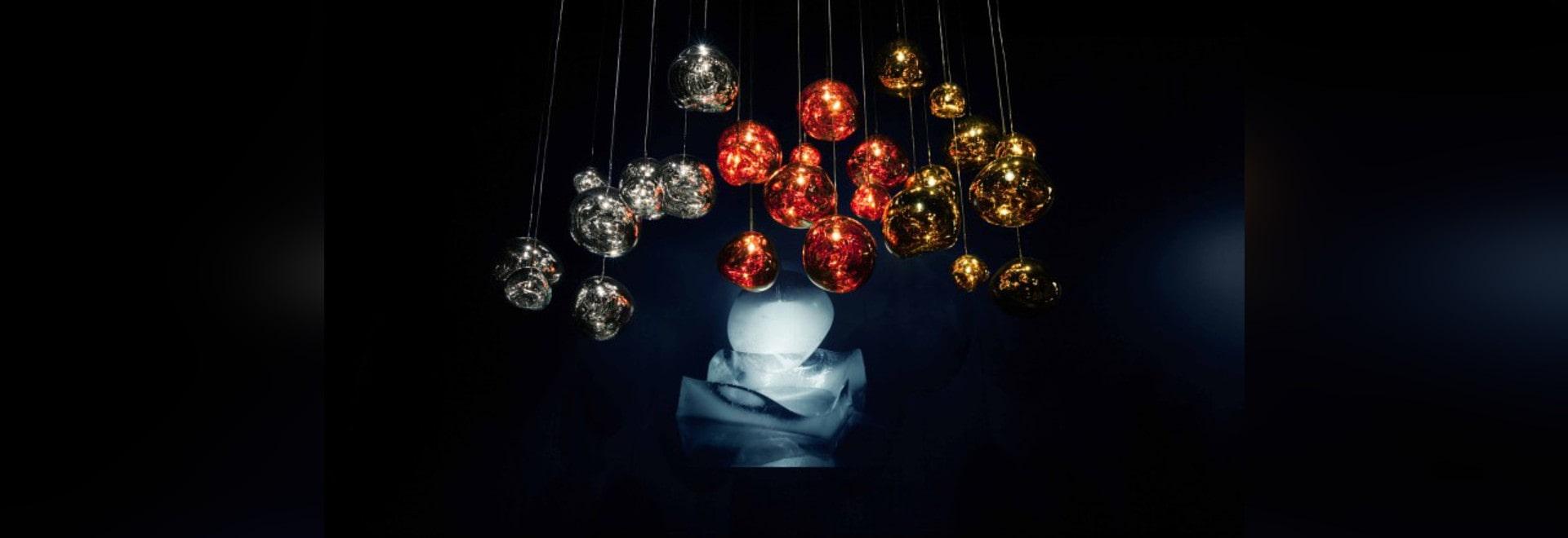 MILAN 2015: TOM DIXON PRESENTS MELT LIGHT AT THE CINEMA