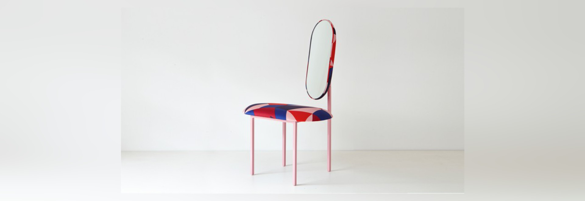 Exceptionnel MIRROR CHAIR BY NINA TOLSTRUP
