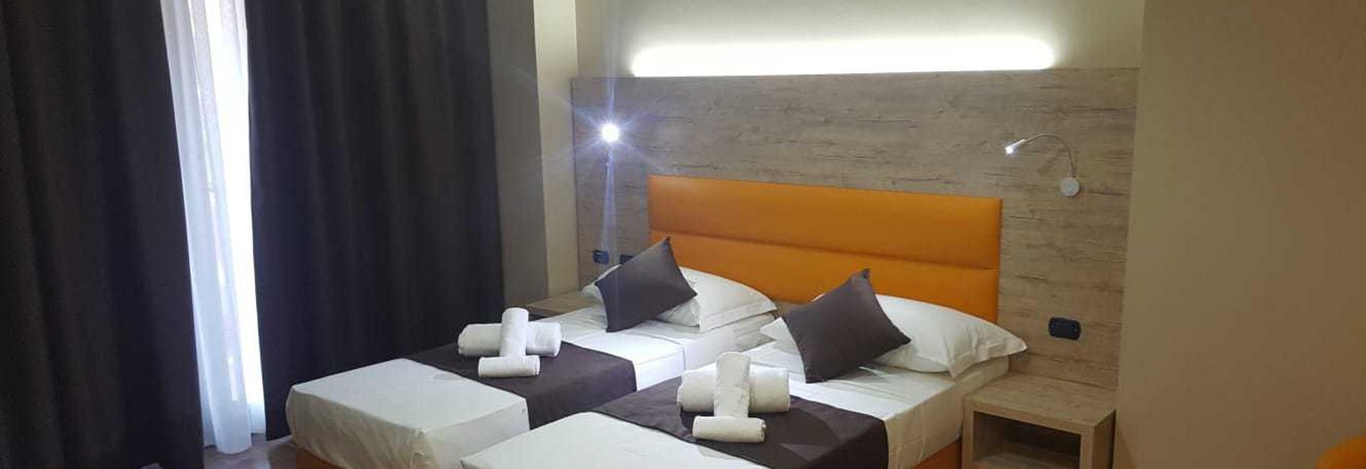 Mobilspazio has furnished Stardivari Hotel in Milan
