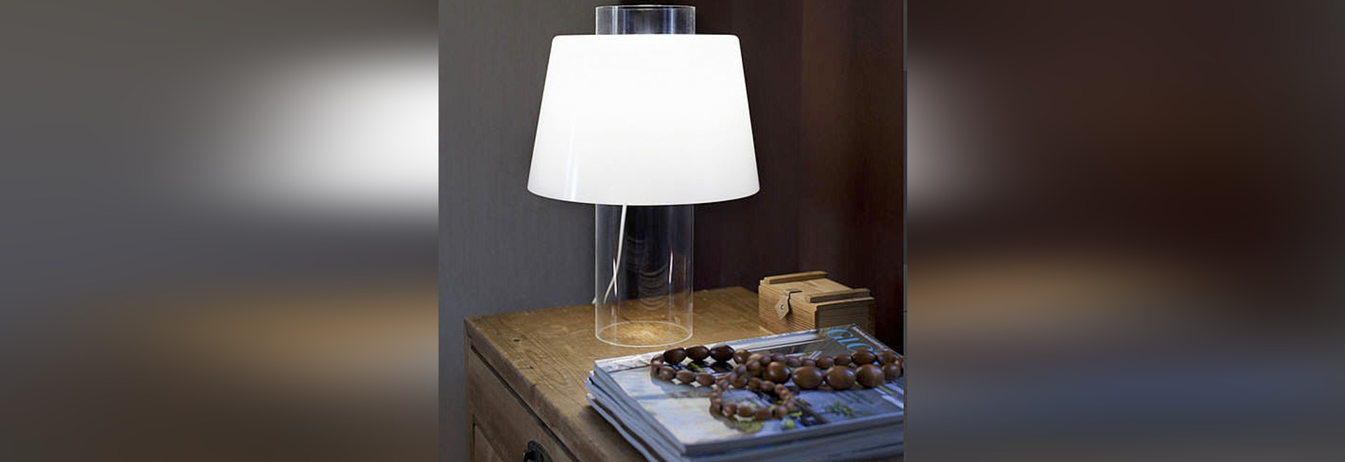 Modern art table lamp by yki nummi for innolux innolux modern art table lamp by yki nummi for innolux geotapseo Gallery