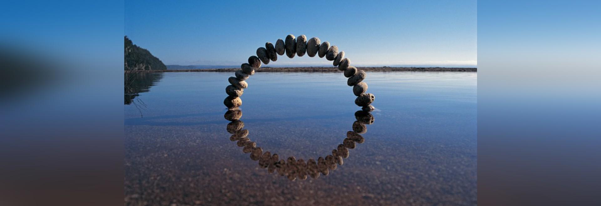 NATURAL, EPHEMERAL DESIGNS EXPRESS THE CYCLE OF LIFE