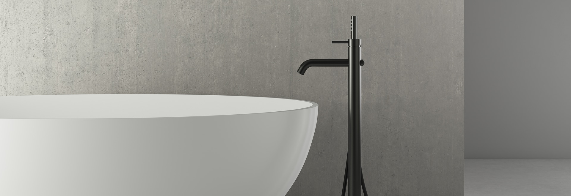NERO by Vallone ®: New tap collection represents subtle elegance dressed in black