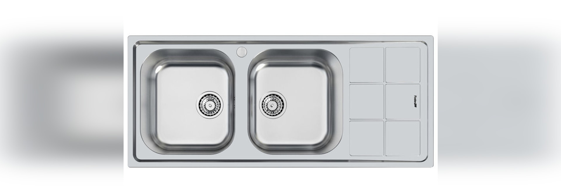 new  2 bowl kitchen sink by foster new  2 bowl kitchen sink by foster   foster  rh   trends archiexpo com