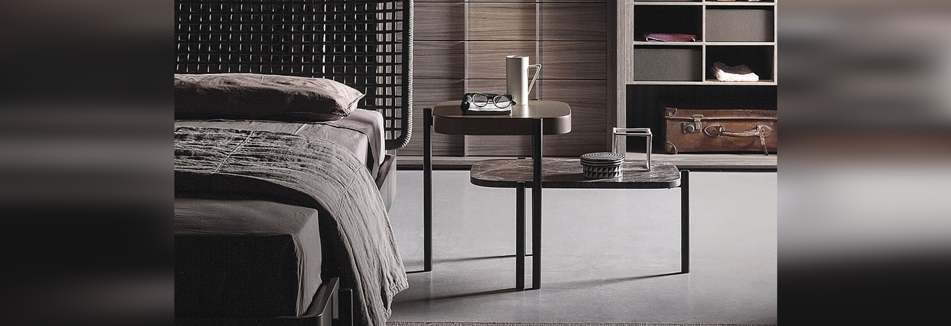 NEW: bedside table by Former